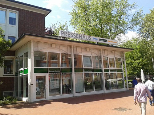 Pressehaus Harburg
