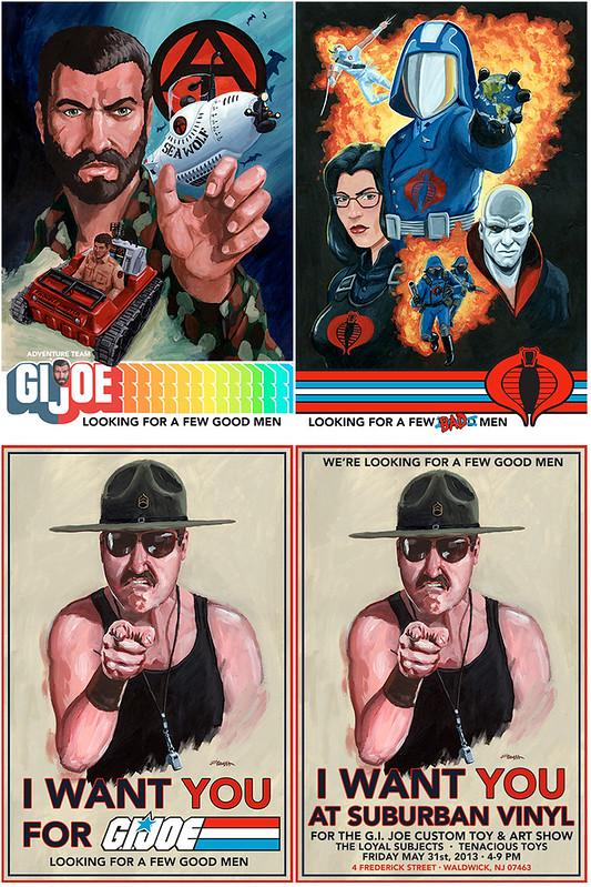 G.I. Joe Prints