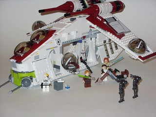 Review: 75021 Republic Gunship