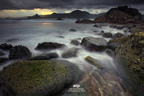 longexposure sunset sea water dark indonesia flow moss rocks nopeople lombok darkclouds sum slowspeed westnusatenggara nusatenggarabarat alitrisnopranoto