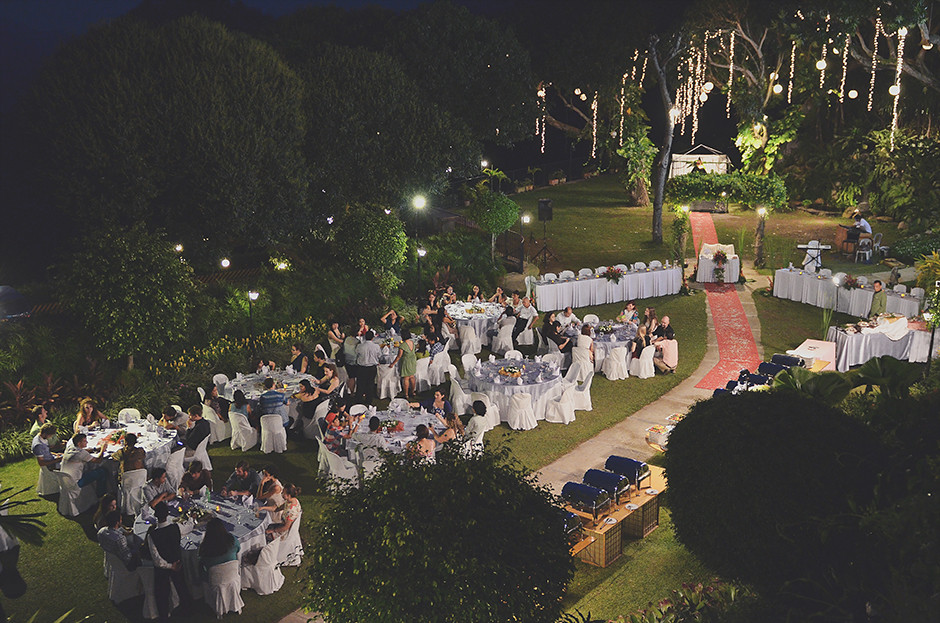 Chateau De Busay Wedding, chateau de busay garden wedding