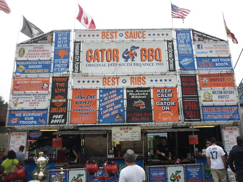 Gator BBQ