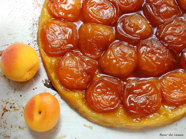 абрикосовый татэн 2