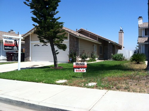 Moreno Valley home sold by Michele Steeber & Team