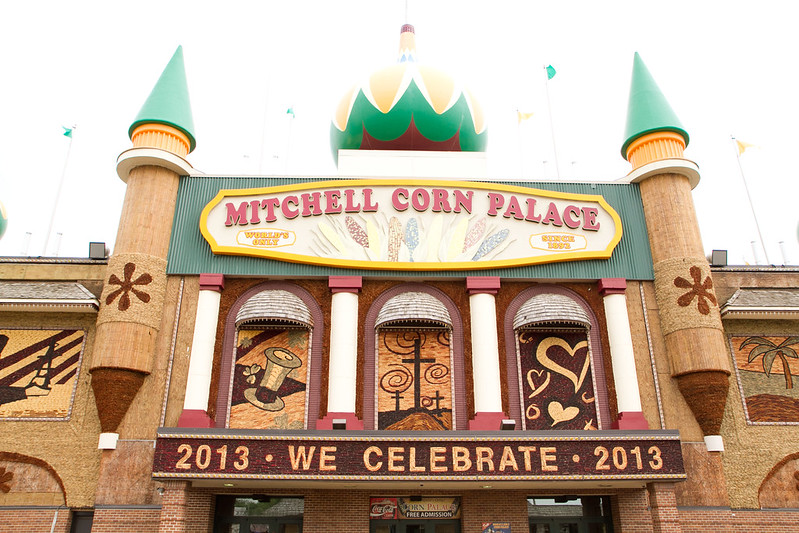 Mitchell Corn Palace