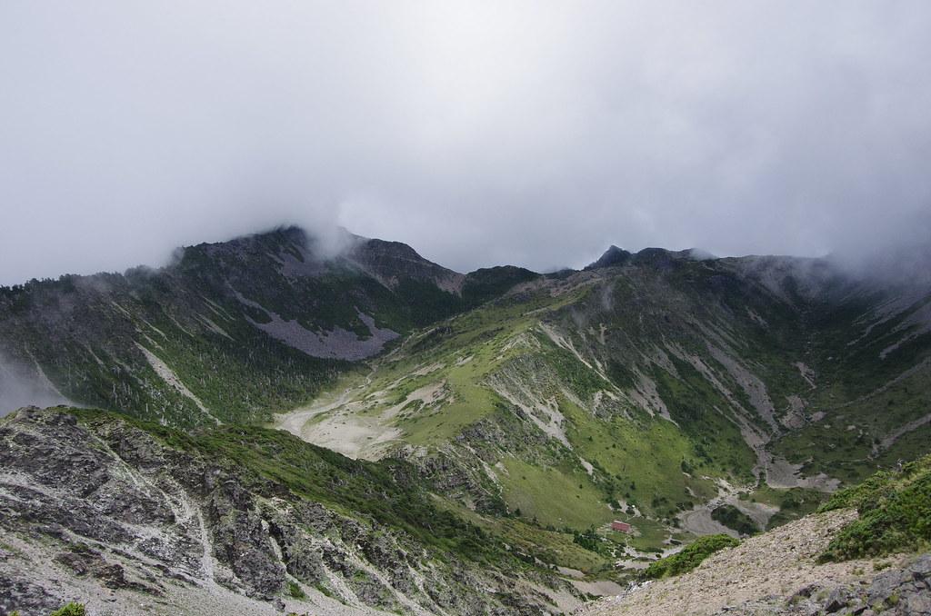 七月的南湖大山