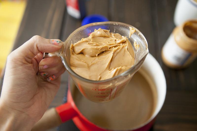 Crispy Peanut Butter FudgeIMG_4340