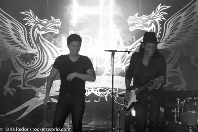 Raimund and Marcus 2 - Eraserheads 2013 Singapore
