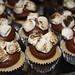 smores mini cupcakes