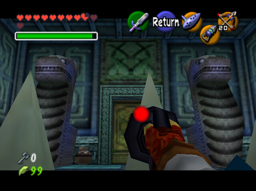 The Truth Behind the Temples: Ocarina of Time - Theorizing