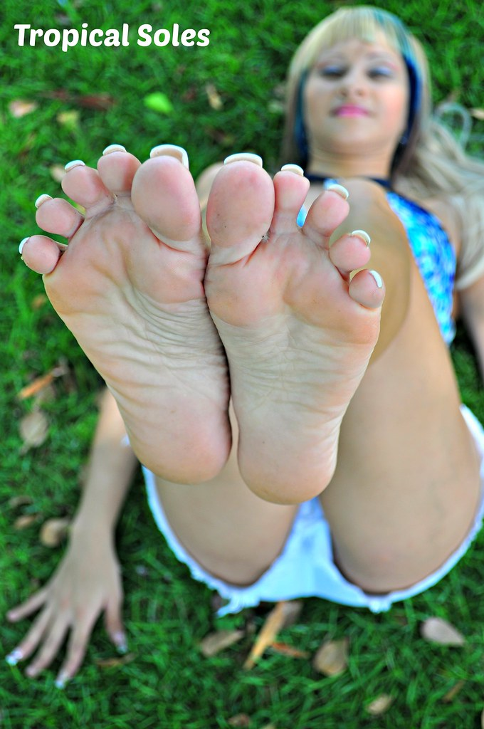 Sexy Ugly Feminine Feet Flickr