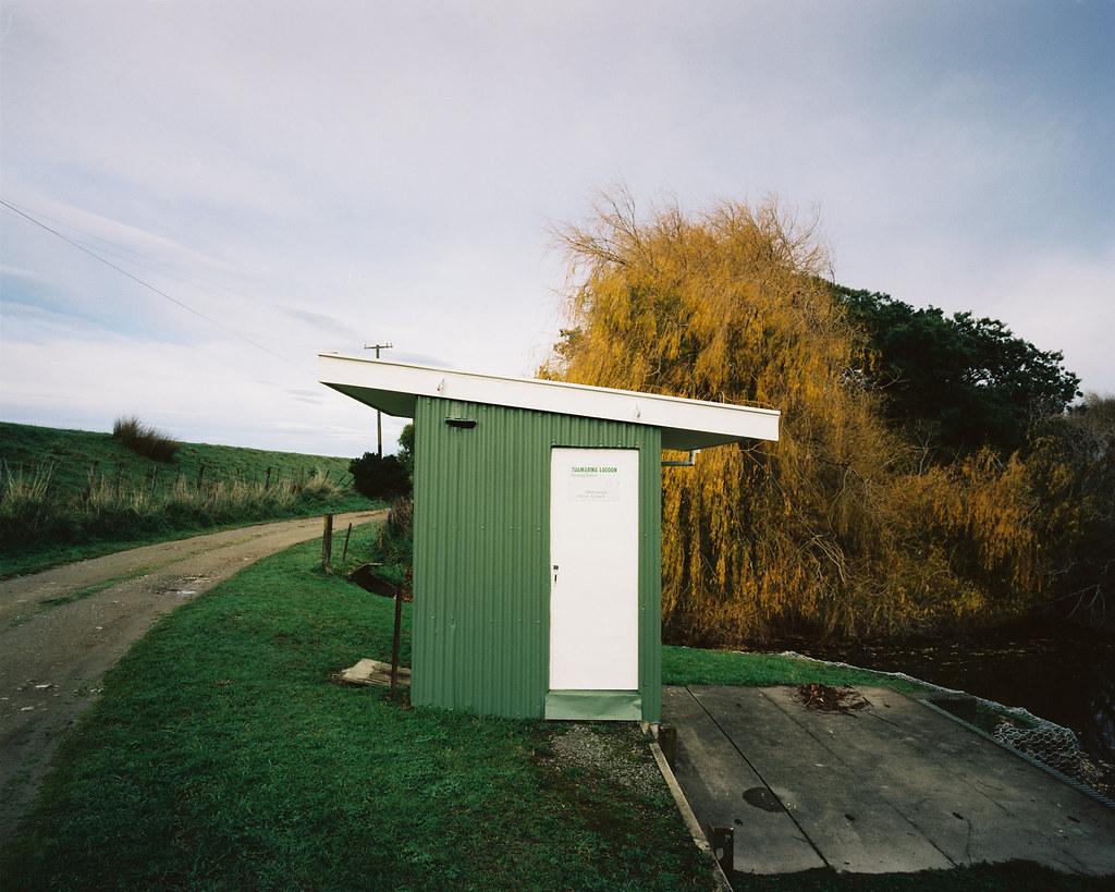 Tuamarina Lagoon Pumping Station