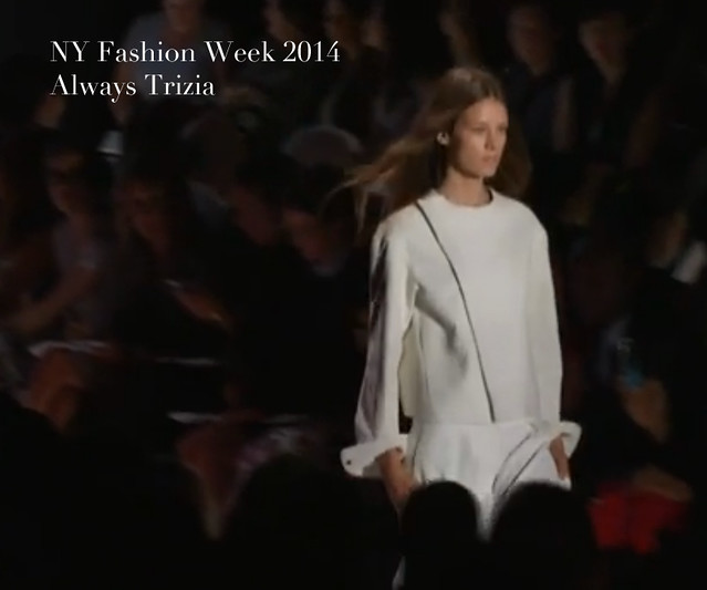 NY Fashion Week 2014 Always Trizia077