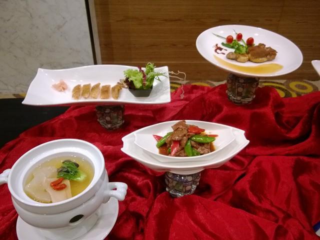 kl restaurant week 2013 - rebeccasaw - si chuan dou hua parkroyal