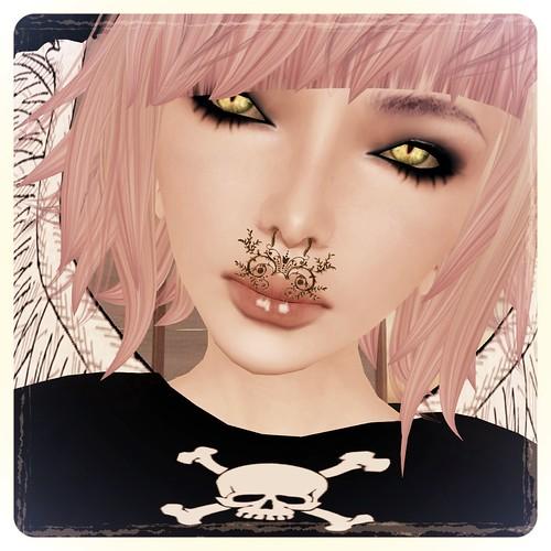 HMAEM nose ring