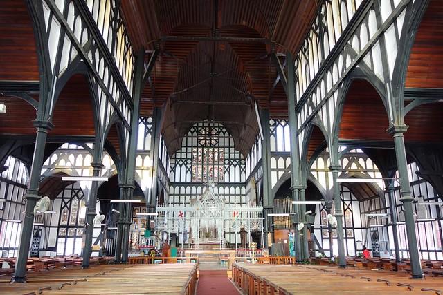 Catedral Anglicana de S. Jorge em Georgetown