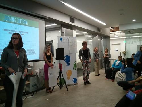 Startup Weekend Women SF