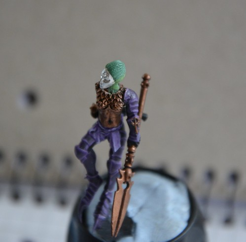 Cult of Bladed Violet & Kabal of Violet Storm - DE witches conversion! 9771802095_fa9a681a6e