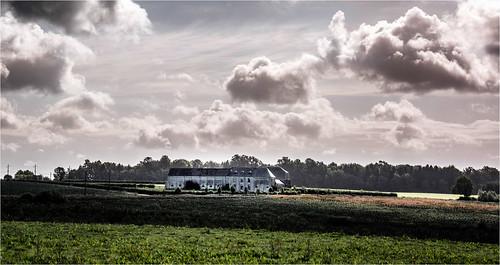 Corps de ferme - Cul-des-Sarts - #DH420