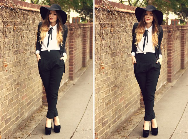 Missguided Outfit Seventies Saint Laurent Inspired