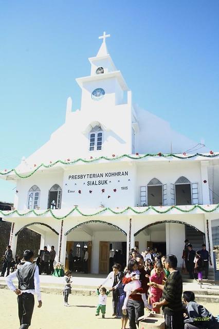 Presbyterian Church (Biak In), Sialsuk