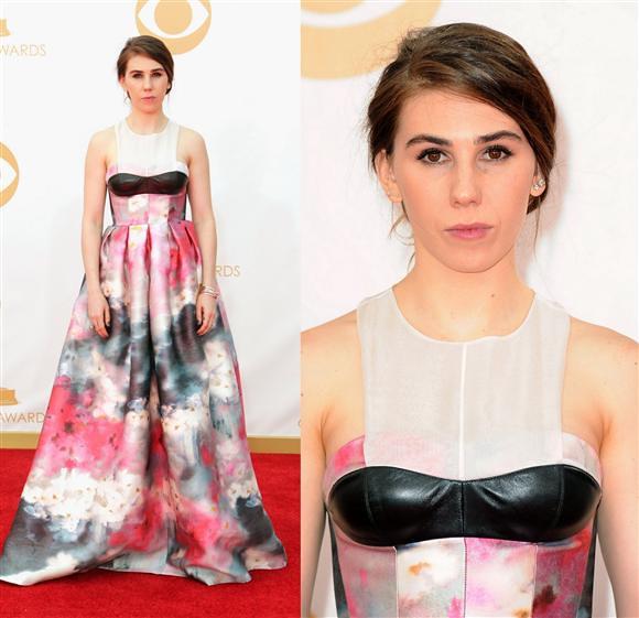 Zosia Marnet Emmys 2013