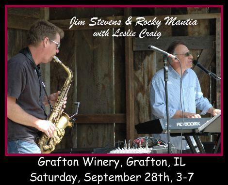 Jim Stevens/Rocky Mantia 9-28-13