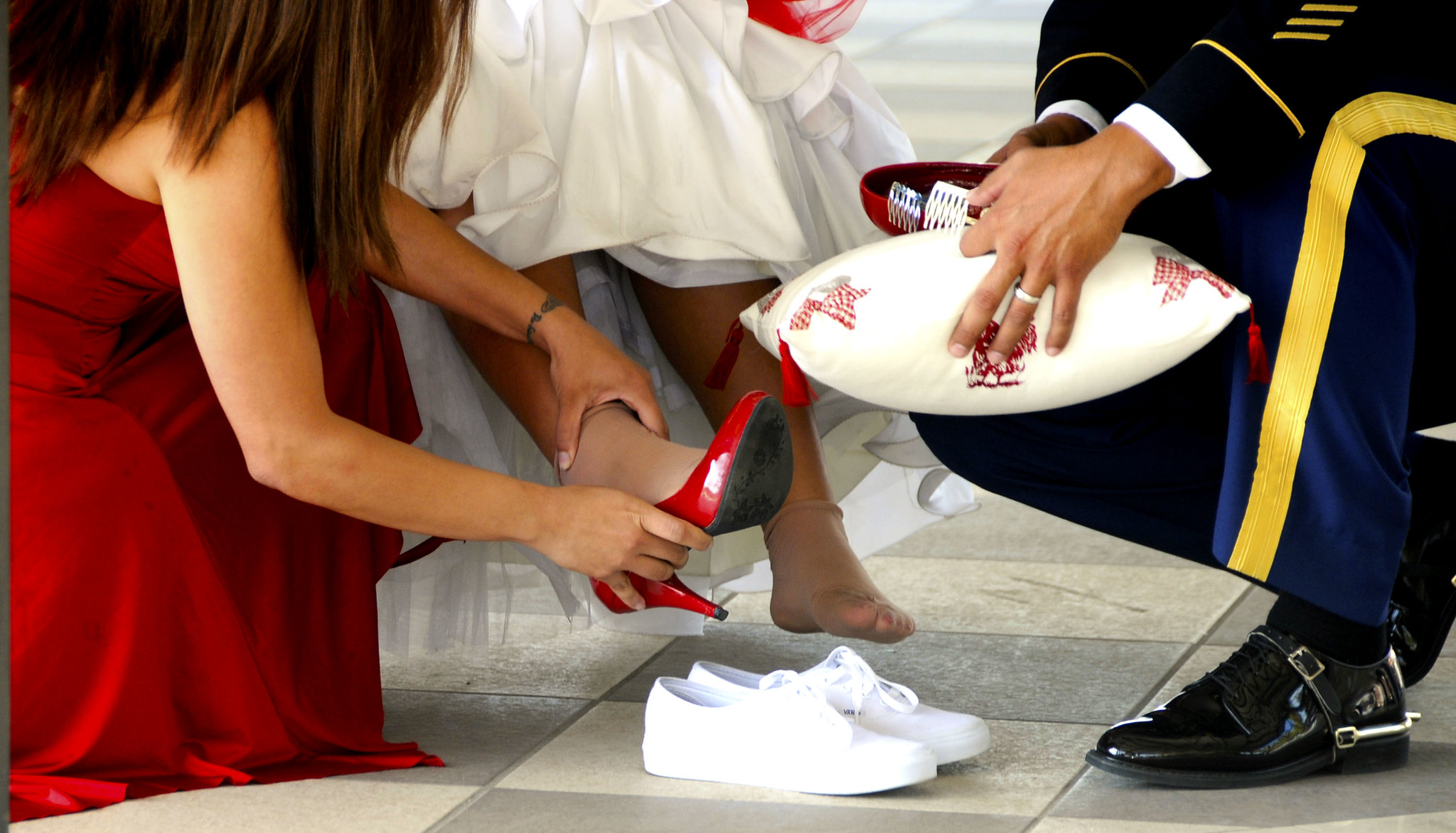 Changing Heels On Shoes Ivanka Trump