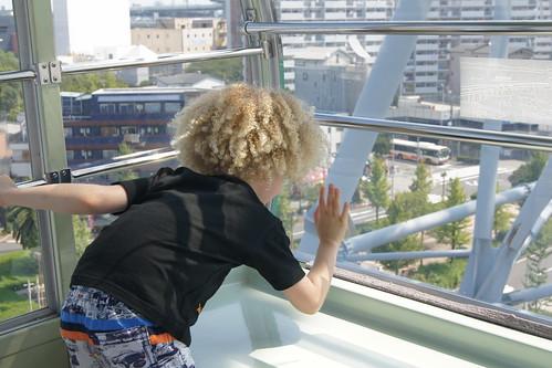 Tempozan Ferris Wheel Osaka DSC03610