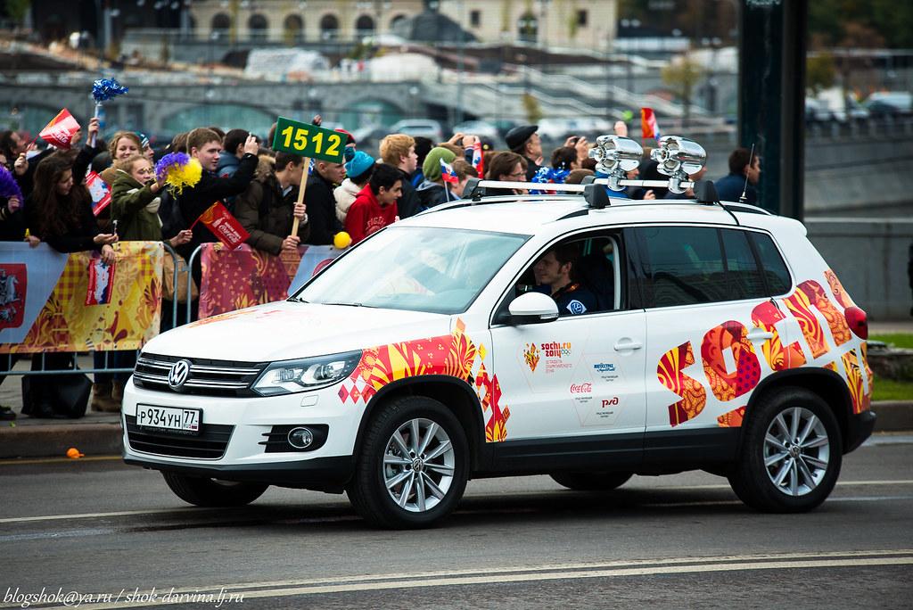 Volkswagen Tiguan Sochi 2014