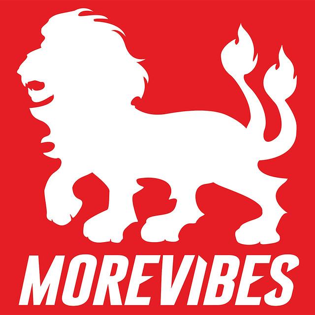More Vibes Italian Reggae Blog Logo