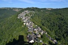 Najac, Hilltop Village