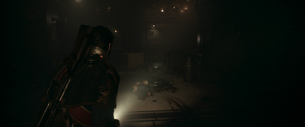 The Order: 1886 Is A Single-Player Game 1