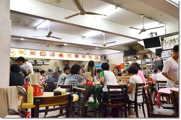 Yee Heong Restaurant @ Puchong Jaya