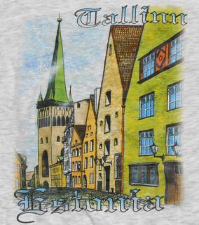 Tallinn - Shirt with Oleviste
