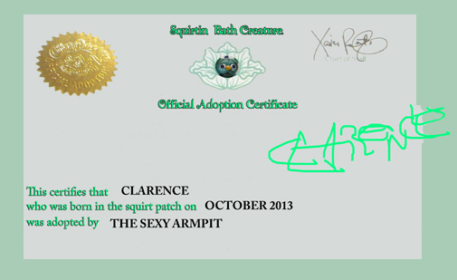 clarenceadoption