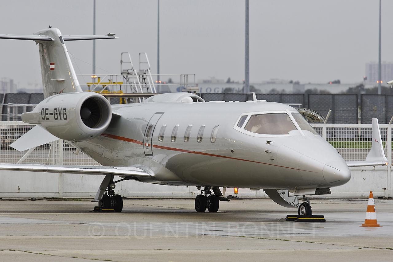 VistaJet Bombardier Learjet 60 OE-GVG