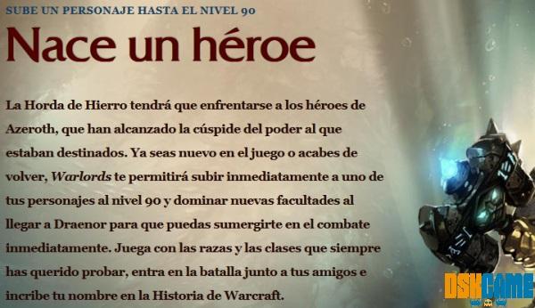 Nace un heroe
