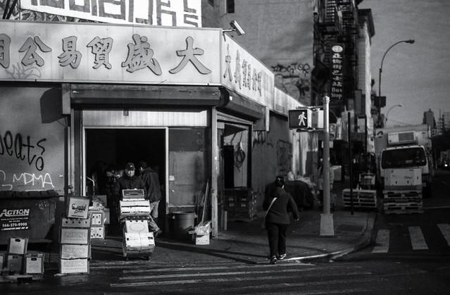 Chinatown Morning