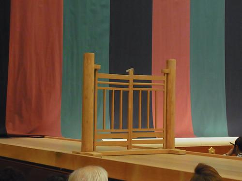 歌舞伎座の写真 : 忠臣蔵のひと月目