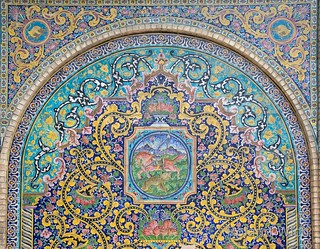 Tehran - Golestan Palace