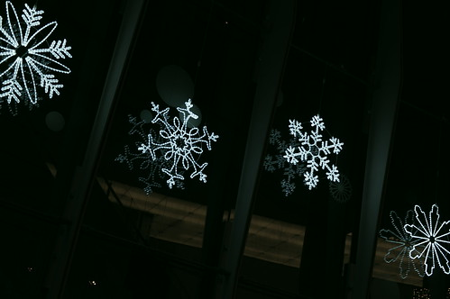 snow illumination