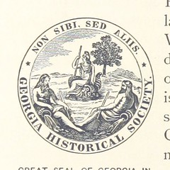 """British Library digitised image from page 362 of """"American Historic Towns"""""""