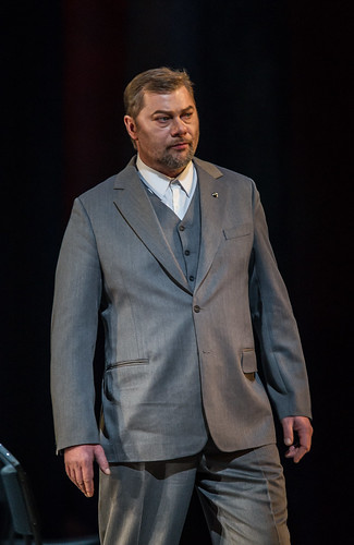 René Pape as Gurnemanz in Parsifal © ROH / Clive Barda 2013