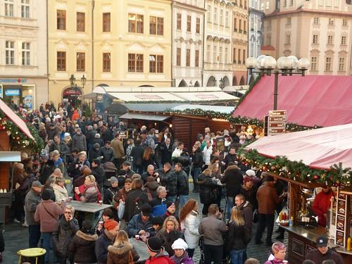 Mercado de Navidad de la Plaza vieja