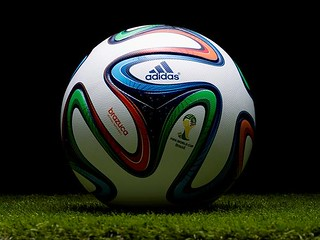 Brazuca - 2014 World Cup ball