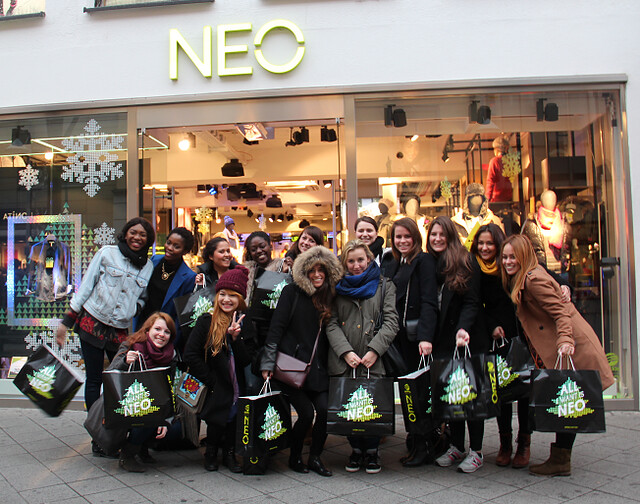 Adidas NEO blogger event insta diary lisforloi