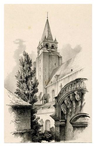 002-Souvenir du vieux Paris…1835- L.T. Turpin de Crissé- Institut National d'histoire de l'art- INHA