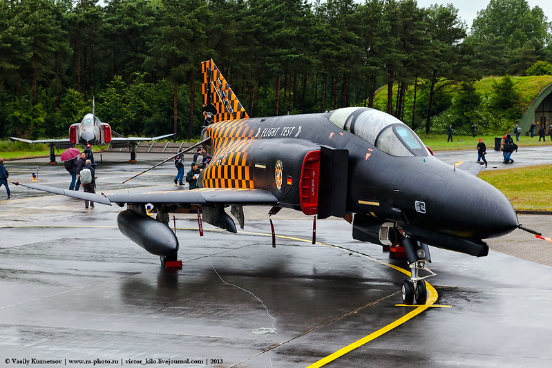 German Airforce F-4 Phantom II 38+13