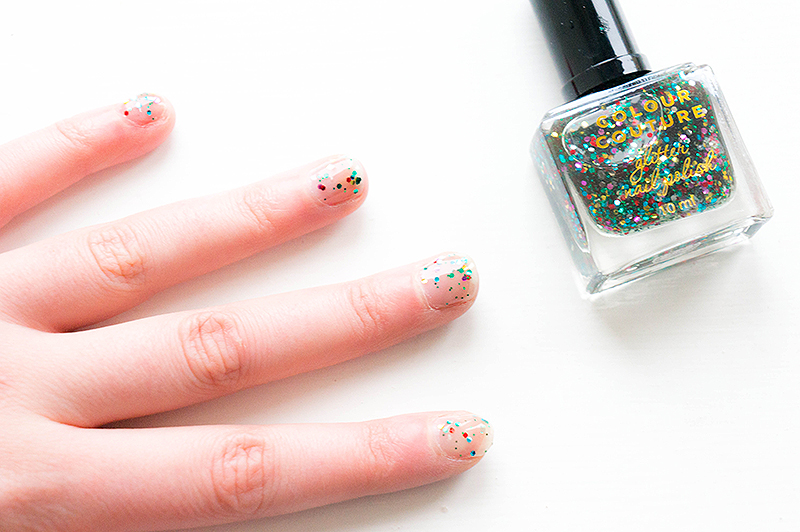 Colour Couture Nail Art Diary 2014 Preview | www.latenightnonsense.com